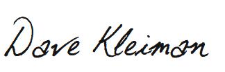 Otto signatures